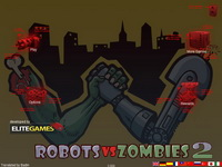Robot vs Zombies 2