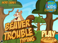BeaverTroubleTyping