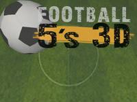 Football 5′s 3D