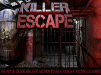 Play Really Scary Horror Game – Killer Escape