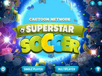 Superstar Soccer – Cartoon Network Football Game