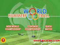 World Hummer Football