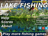 Lake_ fishing_ Jungle