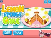 lemon-sponge-cake