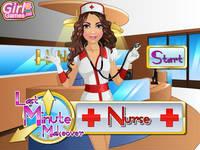 Last Minute Makeover - Nurse