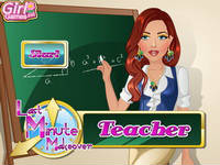 Last Minute Makeover - Teacher