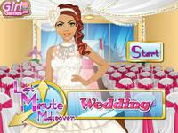 Last Minute Makeover Wedding