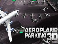Aeroplane-Parking-3D