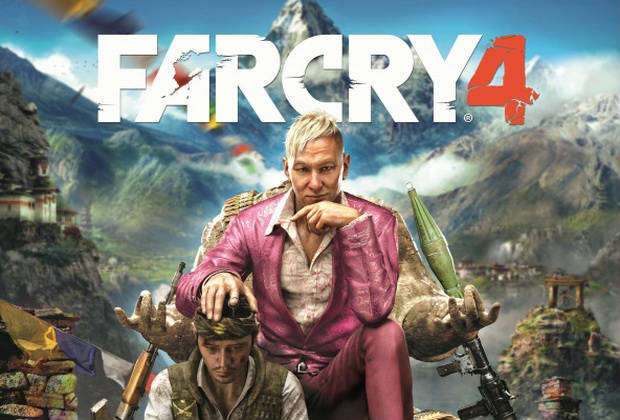 First-person Shooter Far Cry 4