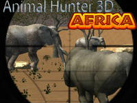 AnimalHunter3DAfrica