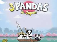 3PandasinJapan