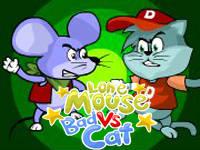 LoneMouse-BadCat