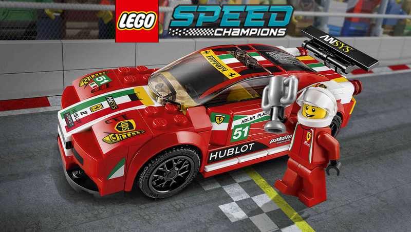 Lego Speed Champions Play Lego 3d Racing Game