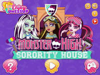 MonsterHighSororityHouse